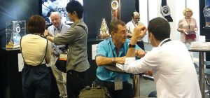 Hong Kong watch clock fair celebrates a first