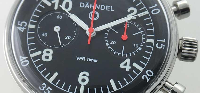 Making the VFR timer